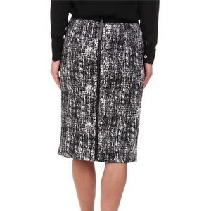 Vince Camuto printed skirt (D10)